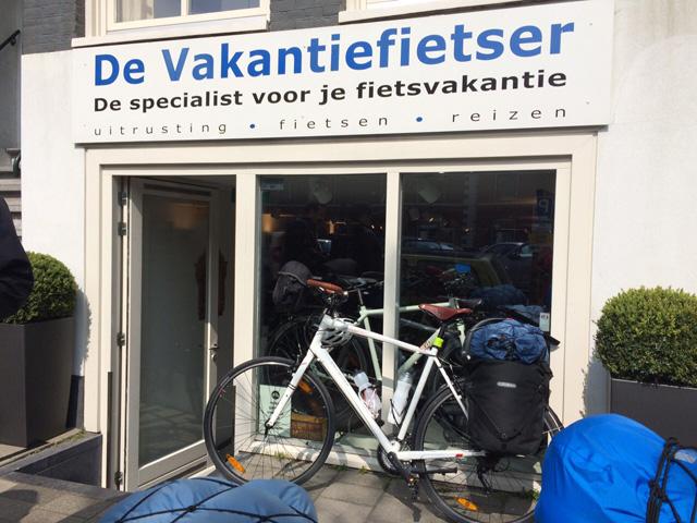 vfs bisiklet amsterdam