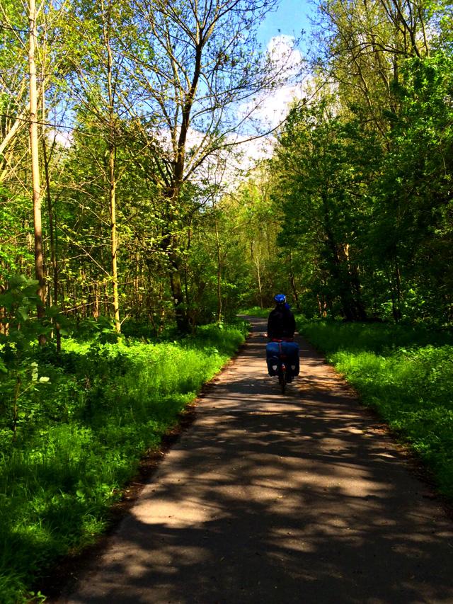 hilversum hollanda bisiklet