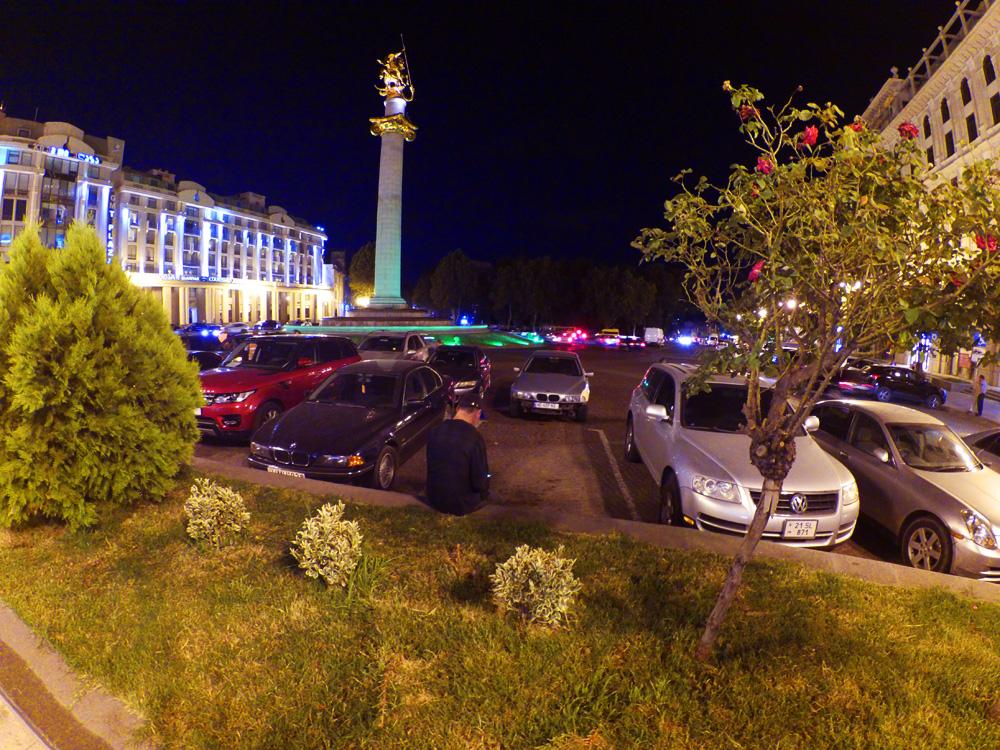 Freedom Square - Özgürlük Meydanı