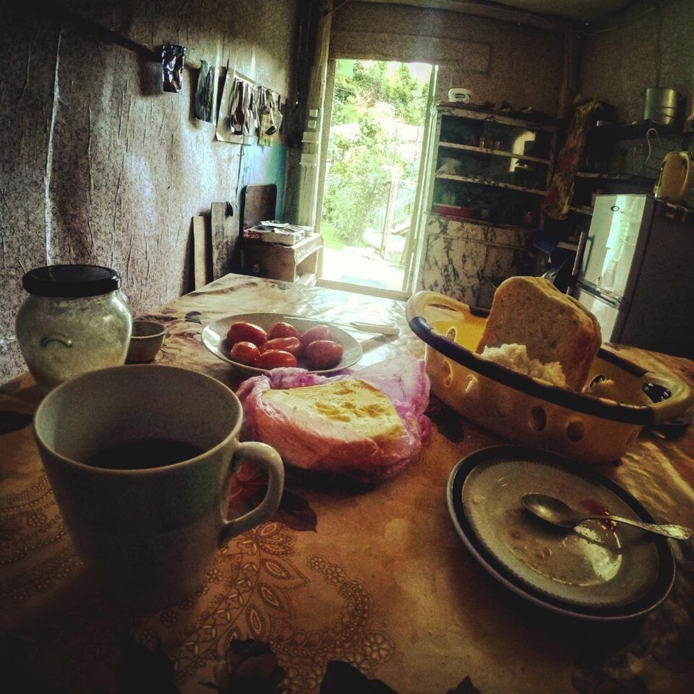 koy evi kahvalti