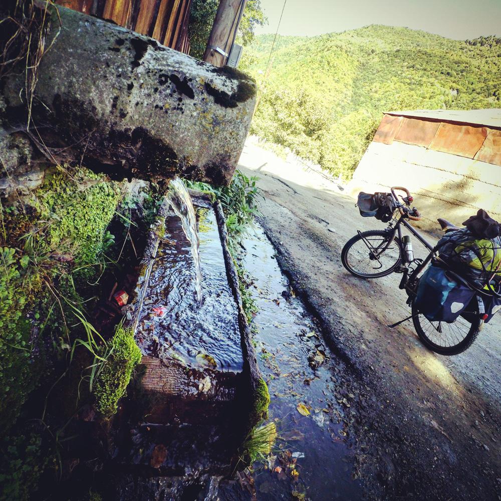 gurcistan bisiklet turu
